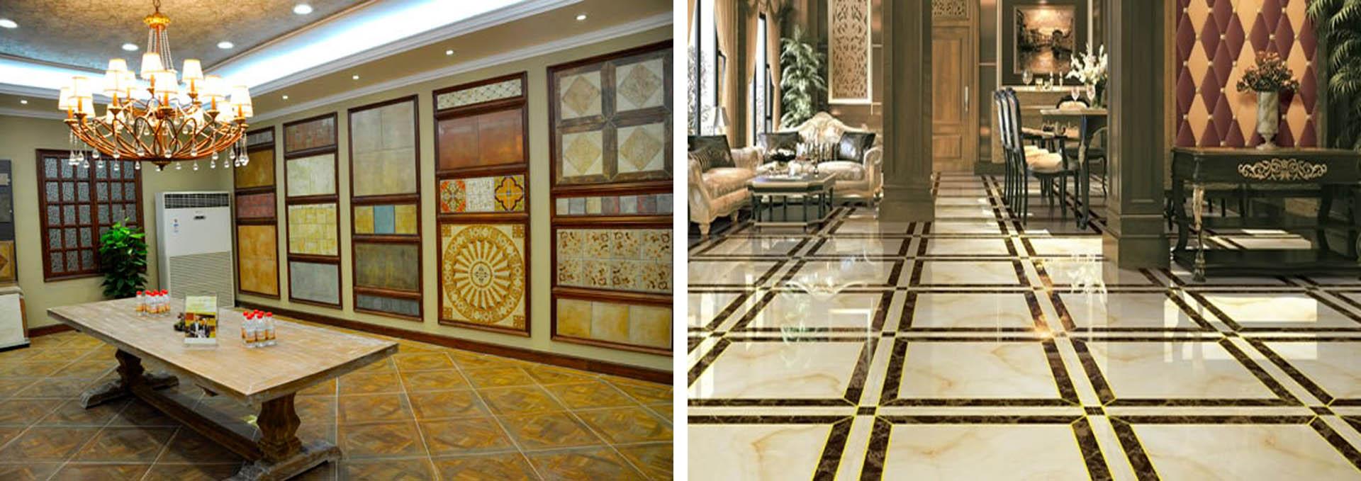 强力型瓷砖胶产品适用范围图